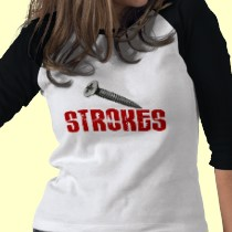 SCREW Strokes 1 T Shirt